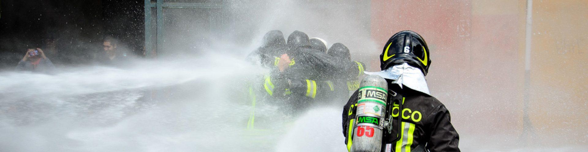 """Sesta Compagnia di Pompieri """"Cristoforo Colombo"""""""